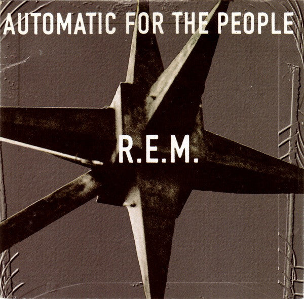 R.E.M. ‎– Automatic For The People (723)