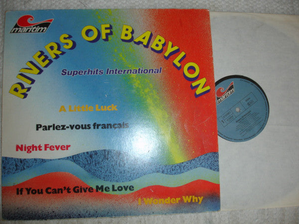 Unknown Artist ‎– Rivers Of Babylon - Superhits International