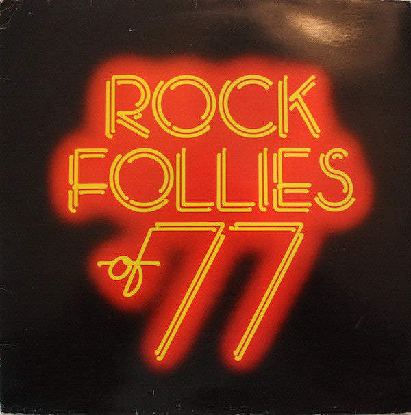 Julie Covington, Sue Jones-Davies, Charlotte Cornwell, Rula Lenska ‎– Rock Follies Of 77