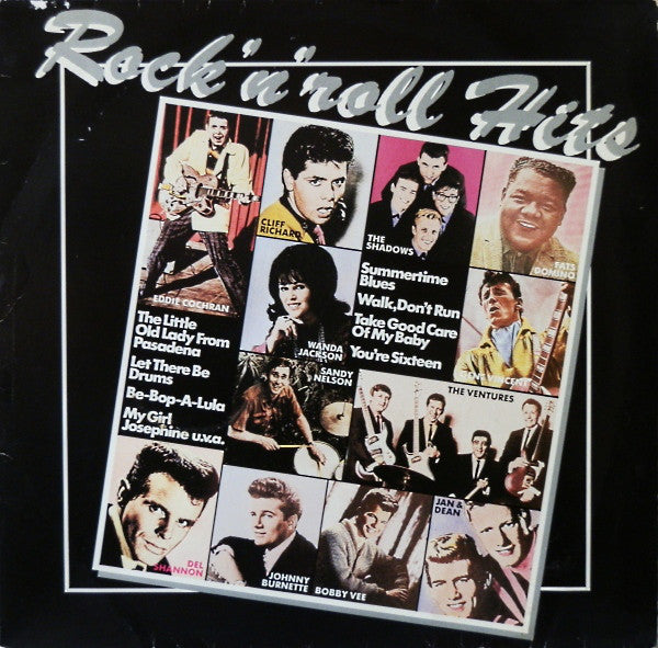 Various ‎– Rock 'N' Roll Hits