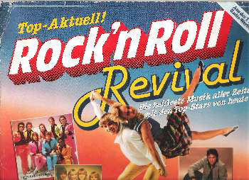 Various ‎– Rock'n Roll Revival