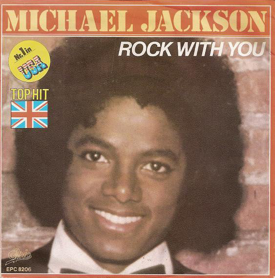 Michael Jackson ‎– Rock With You