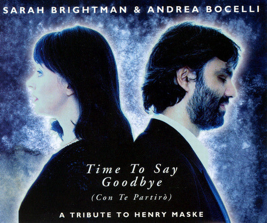 Sarah Brightman & Andrea Bocelli Time to say Goodbye (010)