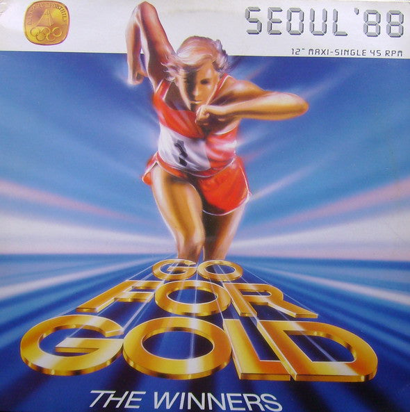 The Winners (4) ‎– Go For Gold