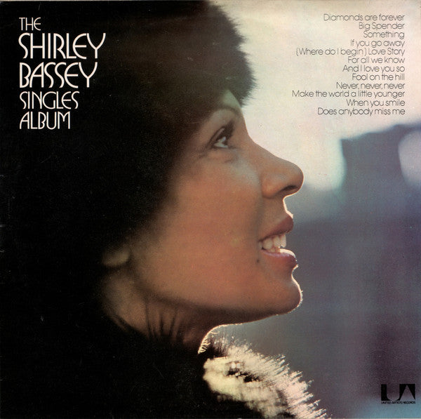 The Shirley Bassey Singles Album