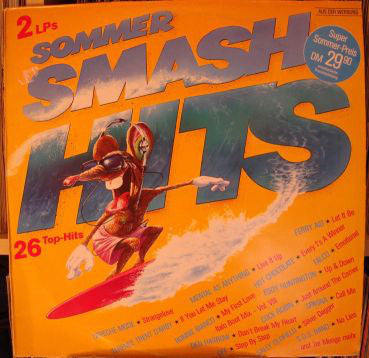 Various ‎– Sommer Smash Hits ( 2 LP )