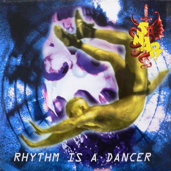 Snap! ‎– Rhythm Is A Dancer