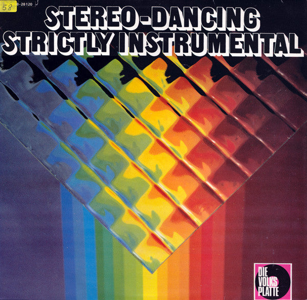 Various ‎– Stereo-Dancing Strictly Instrumental