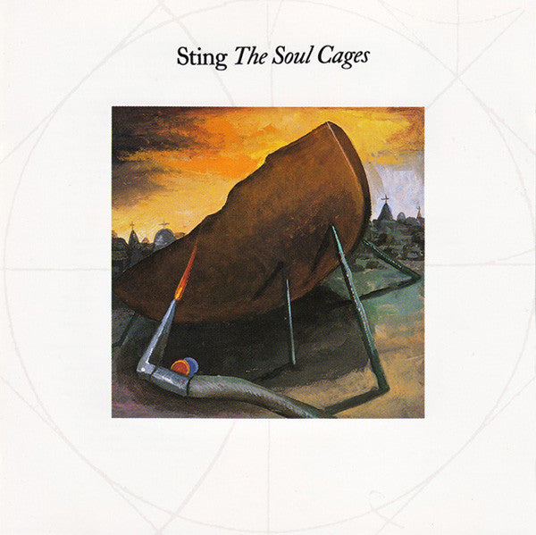 Sting ‎– The Soul Cages