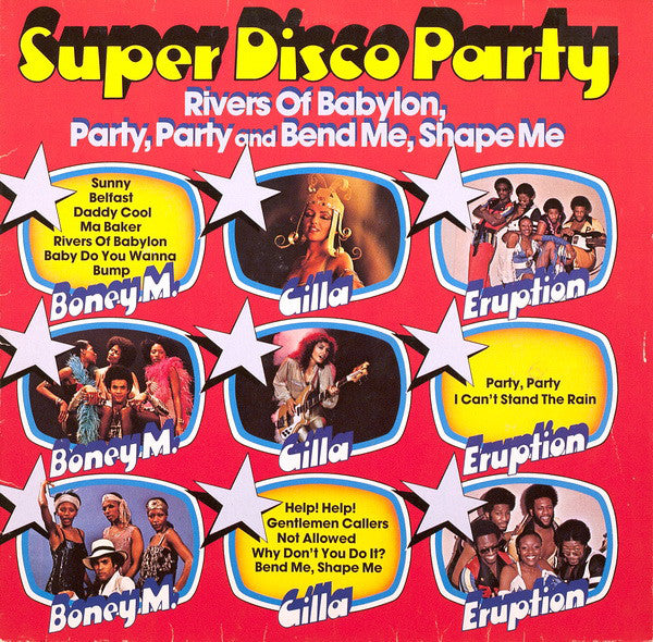 Various ‎– Super Disco Party
