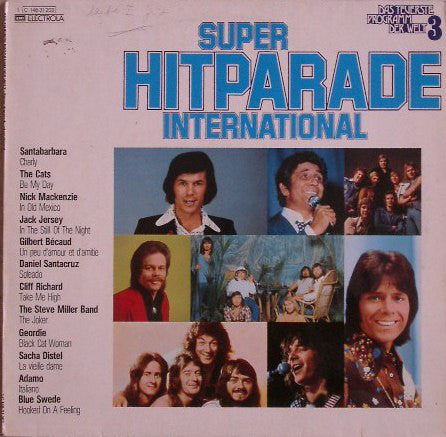 Various ‎– Super Hitparade International