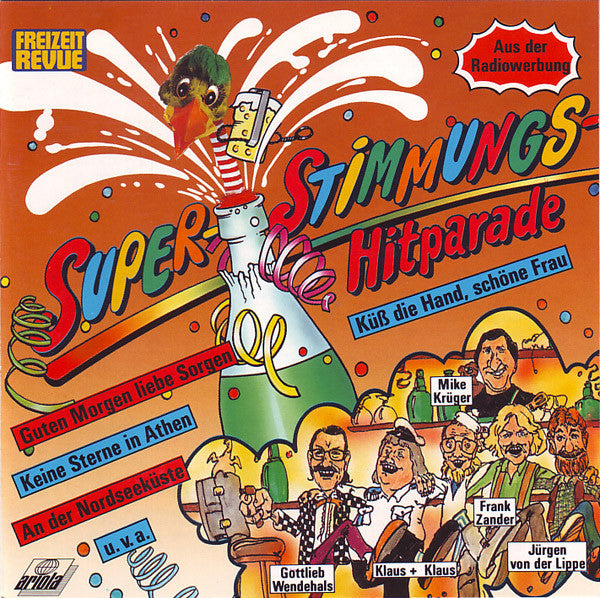 Various ‎– Super-Stimmungs-Hitparade 2LP