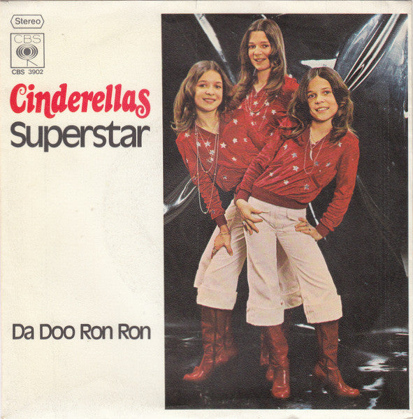 Cinderellas ‎– Superstar