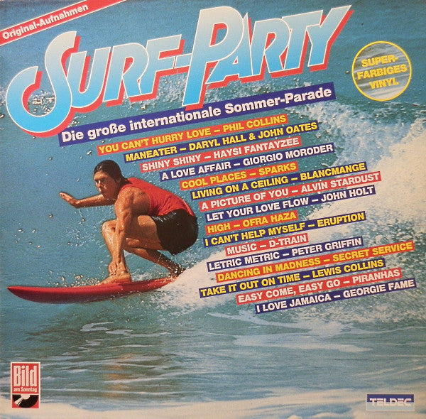 Various ‎– Surf-Party