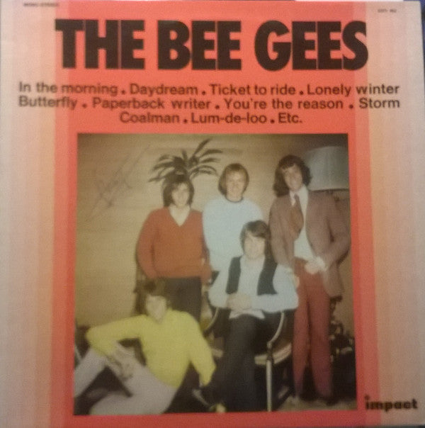 The Bee Gees* ‎– The Bee Gees