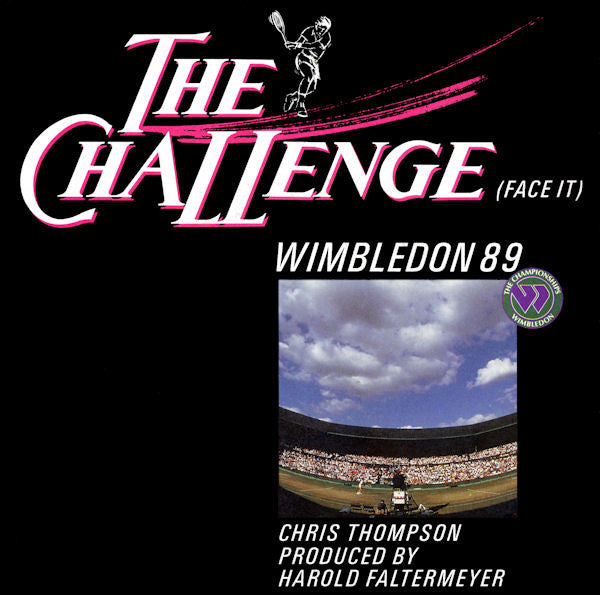 Chris Thompson ‎– The Challenge (Face It)
