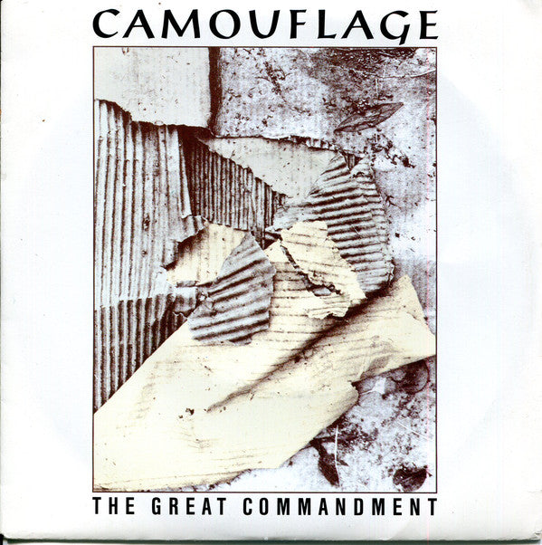 Camouflage ‎– The Great Commandment