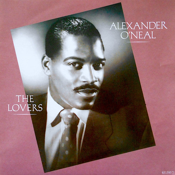 Alexander O'Neal ‎– The Lovers