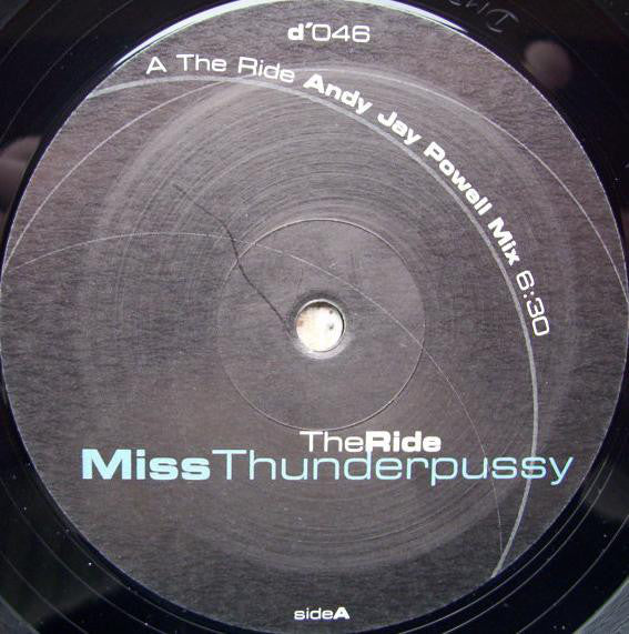 Miss Thunderpussy ‎– The Ride