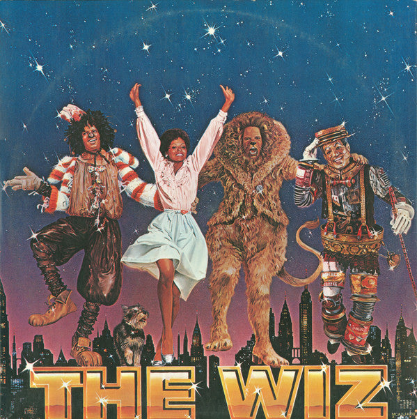 Various ‎– The Wiz (Original Motion Picture Soundtrack) ( 2 LP )