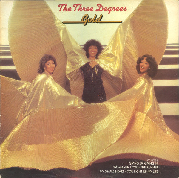 The Three Degrees ‎– Gold