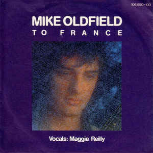 Mike Oldfield ‎– To France