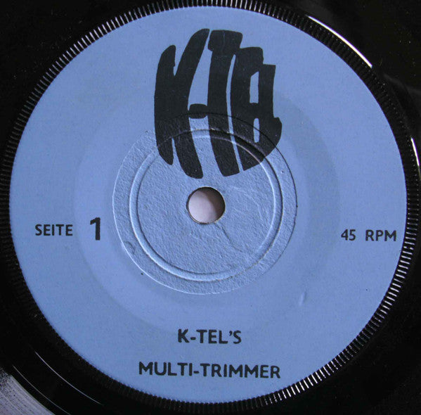 No Artist ‎– K-tel Multi-Trimmer Schallplatte
