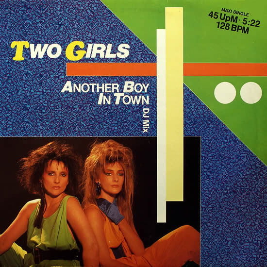 Two Girls ‎– Another Boy In Town