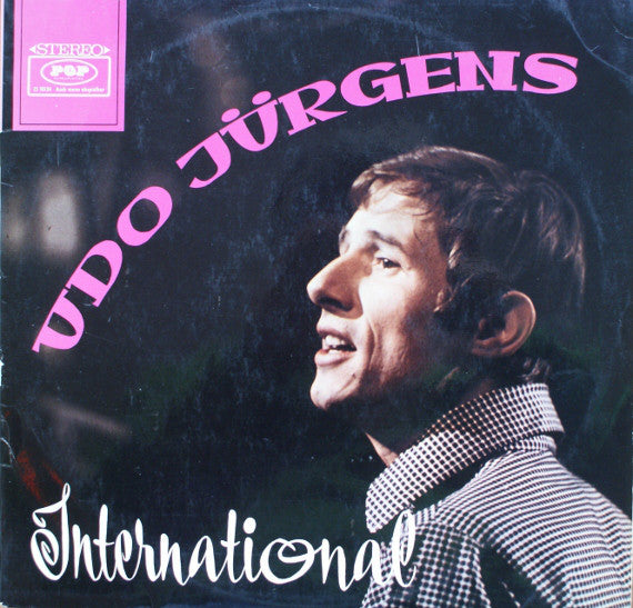 Udo Jürgens ‎– International