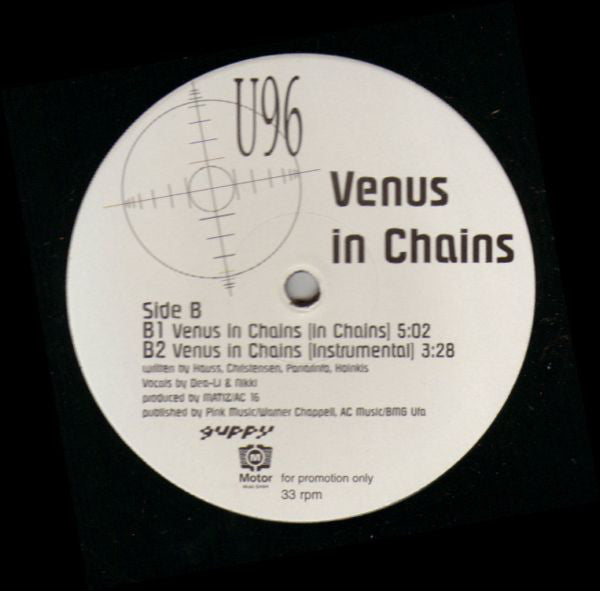 U96 ‎– Venus In Chains