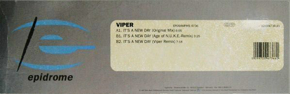 Viper ‎– It's A New Day