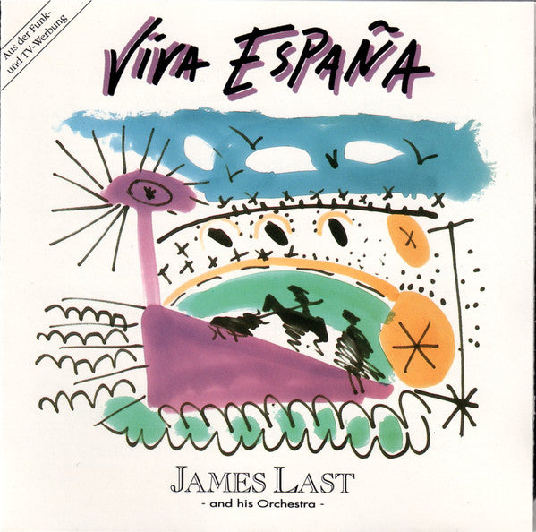 James Last And His Orchestra* ‎– Viva España