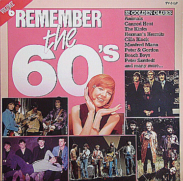 Various ‎– Remember The 60's (Volume 6) - 2 LP