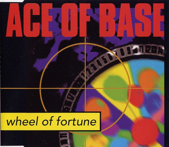 Ace Of Base ‎– Wheel Of Fortune