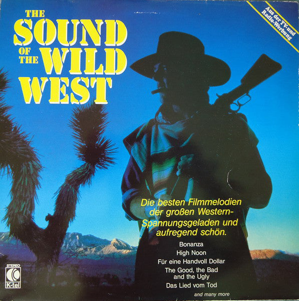 Various ‎– The Sound Of The Wild West