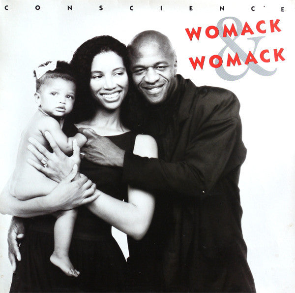 Womack & Womack ‎– Conscience