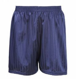 Cranford Primary Shadow Stripe Shorts