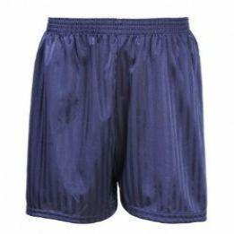 All Saints Navy PE Shorts