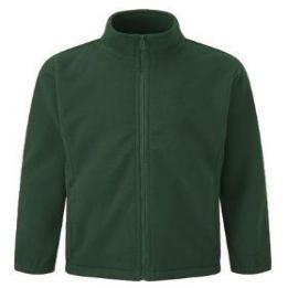 Great Doddington Fleece with Logo