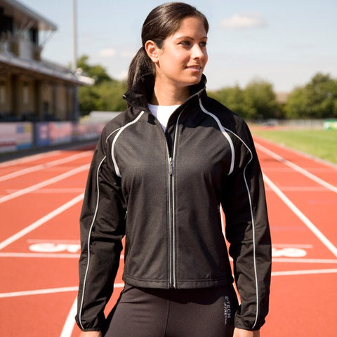 W&DAC Ladies Race System Jacket with Logo