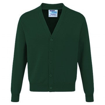 Great Doddington Cardigan with Logo