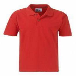 Ringstead Robins Poloshirt with Logo