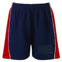 Wrenn Shorts with logo