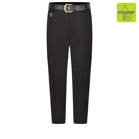 BT3067 Black Senior Boys Trousers Extra Long