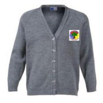 Denfield Park Primary Knitted Cardigan