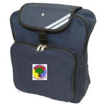 Denfield Park Primary Junior Navy Backpack