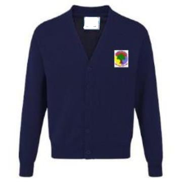 Denfield Park Nursery Sweatcardigan