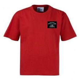 Grange Primary PE Teeshirt with Logo