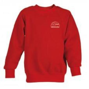 Green Park School Crew Neck Sweatshirt