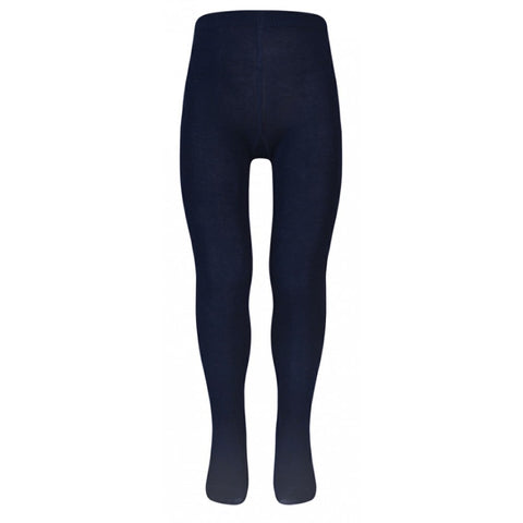 Navy Girls Tights
